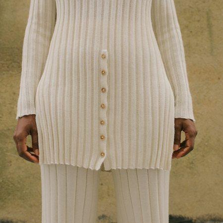 [Pre-Loved] Kordal Eve Sweater - Cream
