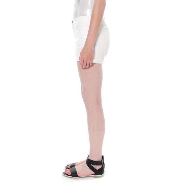 FRAME Denim Le Cutoff Shorts