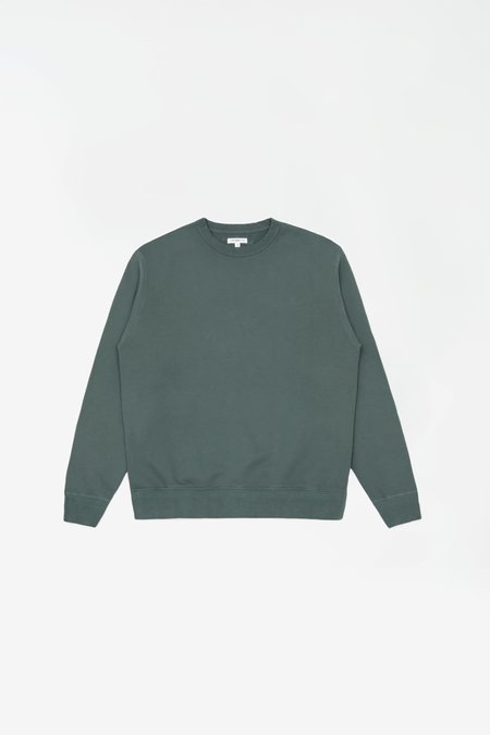 Lady White Co. 44 Fleece sweatshirt - ink green