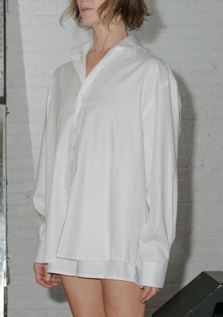 Baserange Ole Shirt - White