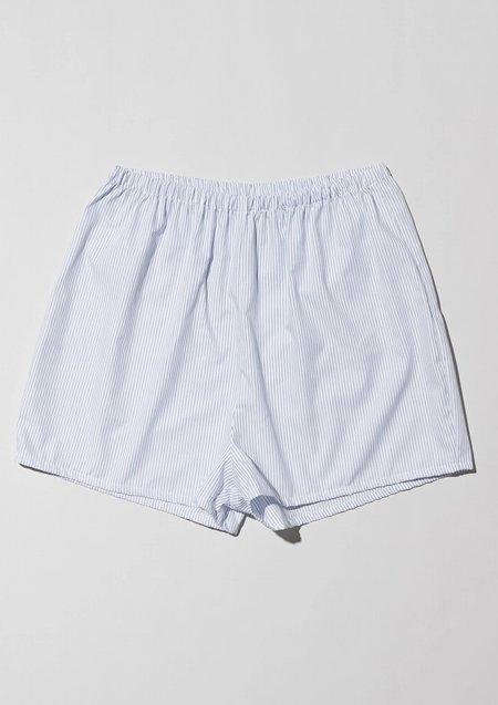 Baserange Ole Short - White Stripe