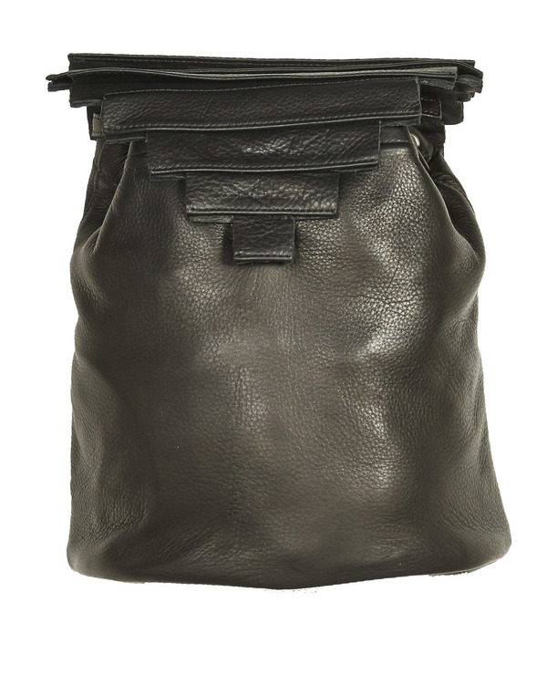 Collina Strada Novella Medium Bag Black Leather