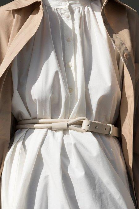 Modern Weaving Waist Wrap Belt - Safari