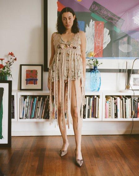 Sydney Pimbley Cameo Girl Slip - Nude