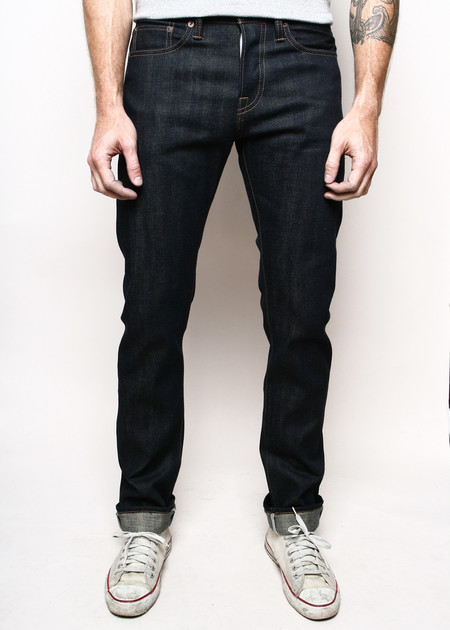 Rogue Territory Stanton Slim-Straight 12.5oz - Tinted Weft