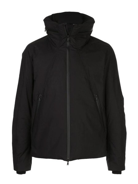 The Viridi-Anne High Standing Collar Padded Jacket