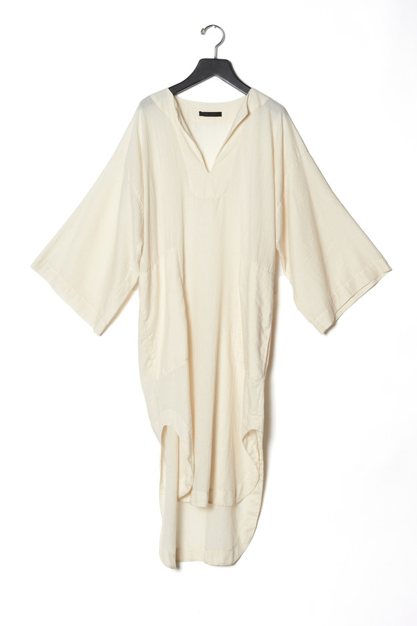 KES The Desert Dress Crinkled Cotton