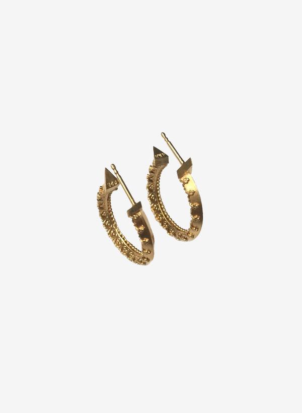 Lind & James Flinders Gold Earrings