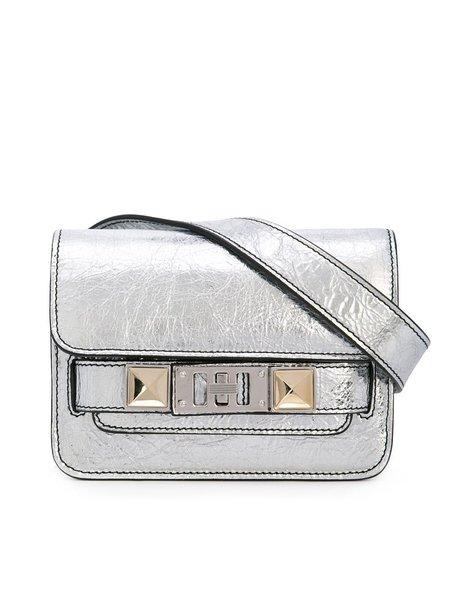 Proenza Schouler Ps11 Belt Bag - Silver
