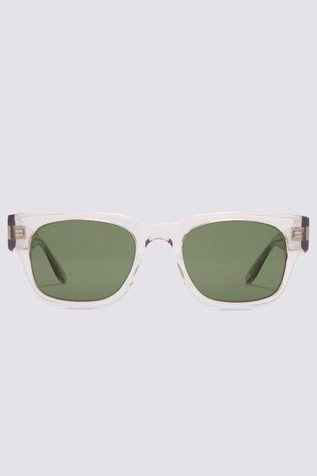 Unisex Barton Perreira Acetate Domino Sunglasses - Hush