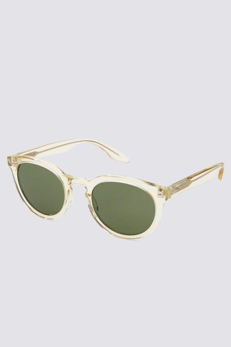 Unisex Barton Perreira Acetate Rourke Sunglasses - Champagne