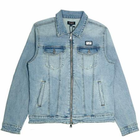 Well Known Studios Dean Street Denim Jacket - Blue