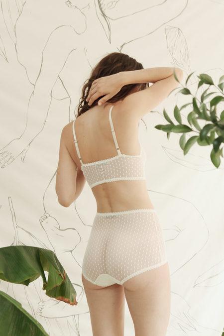 Aniela Parys Reishi Knickers - white