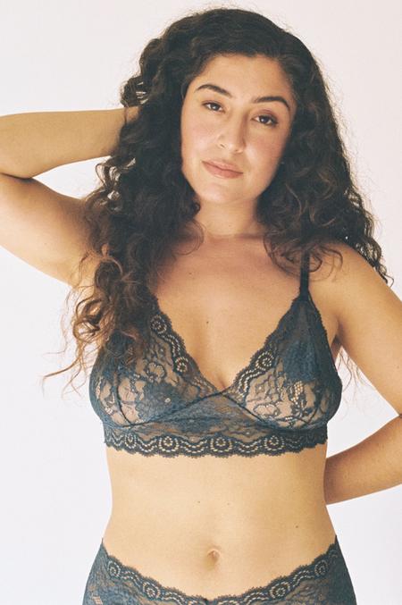 Aniela Parys Meadow Bralette - black