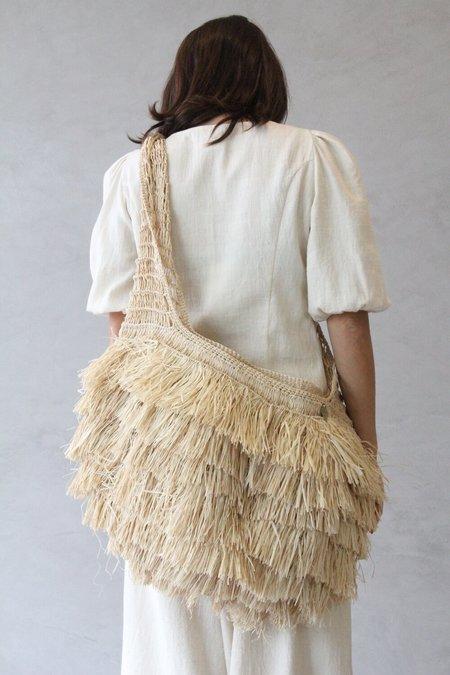 Samuray Martin Projeto Akra Asas Bag - Natural
