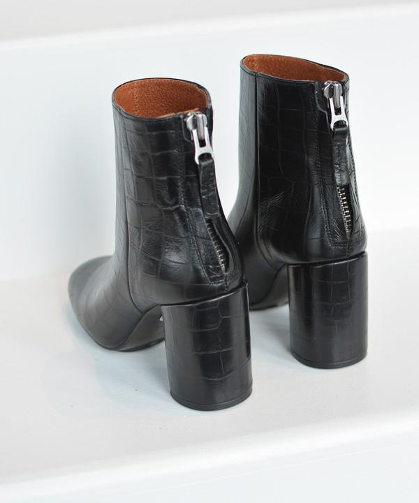 Intentionally Blank Croc Boot