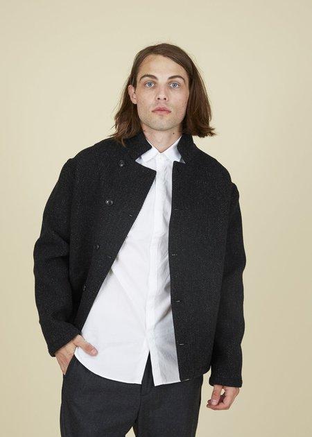 Homecore Swit Kilo Coat - Grey Tweed
