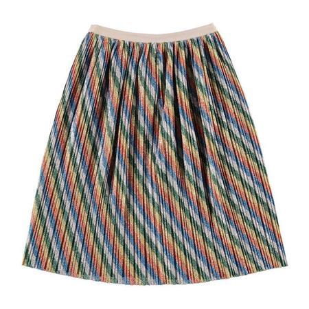 Kids Molo Bailini Skirt - Glitter Rainbow