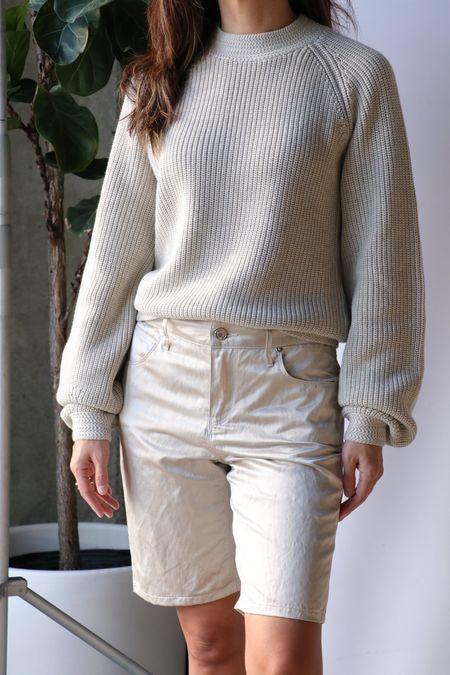 RtA Inaya Sweater - Parchment
