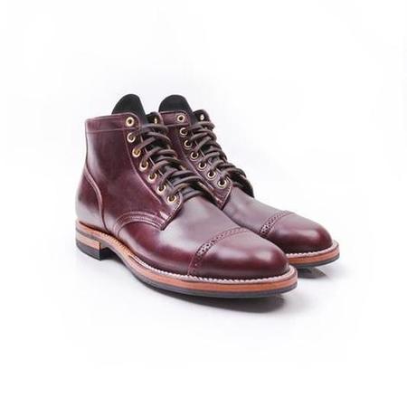 Viberg Service Boot - Colour #8 Unstructured