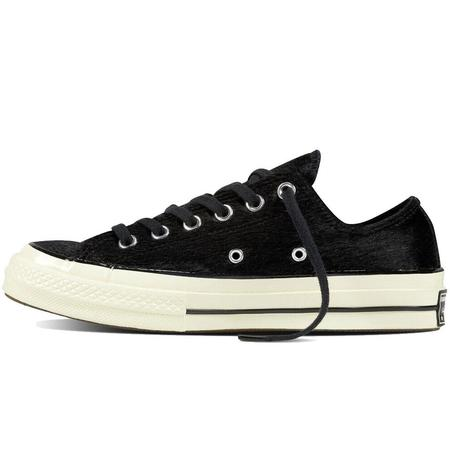 Converse Chuck Taylor '70 OX Pony Hair Sneaker - Black