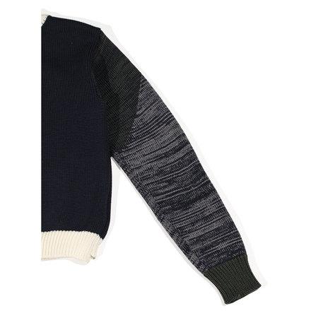 Lorod Marled Sleeve Sweater