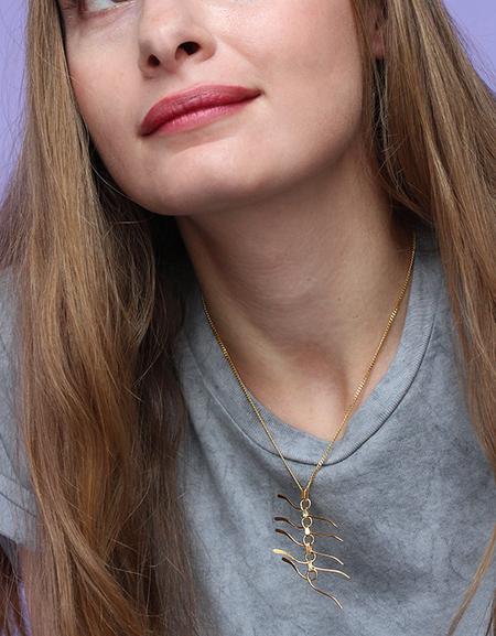 Alynne Lavigne Wobble Necklace