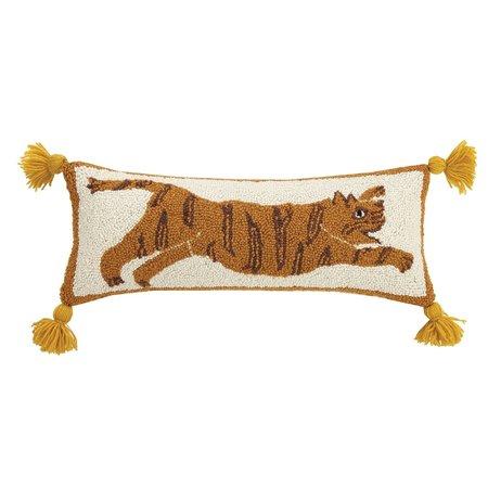 Handicraft Tiger Hook Pillow