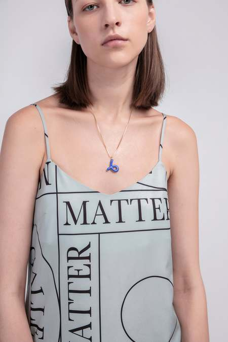 MATTER MATTERS Idea Necklace