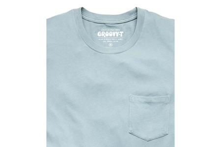 Outerknown Groovy Short Sleeve Pocket Tee - Archipelago