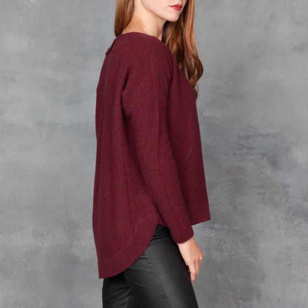 Charli Como Chunky Cashmere Sweater