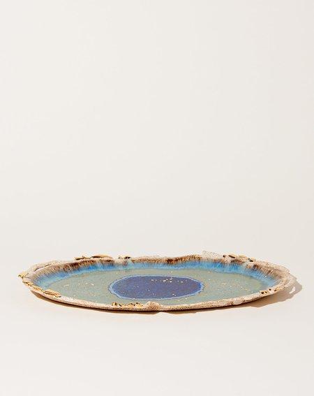 Minh Singer X-Large Iceland Oval Platter