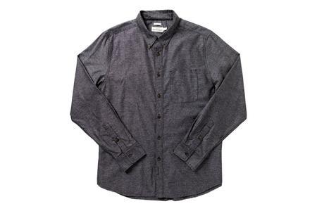 Bridge & Burn Sutton Shirt - Navy Melange