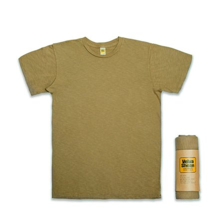 Velva Sheen Short Sleeve Regular Tee - Olive