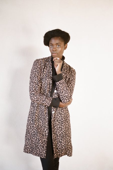 Maria Stanley Ellary Jacket - Animal