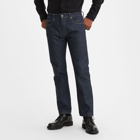 Levi's Made & Crafted 502 Taper Resin Rinse Pants - Dark Blue