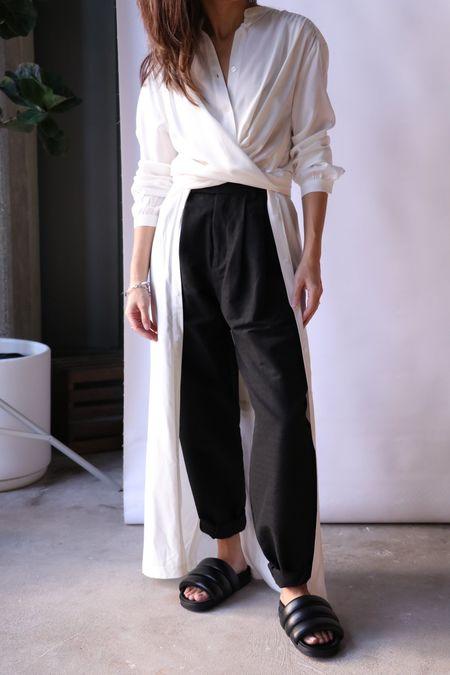 Rodebjer Art Dress Shirt - White
