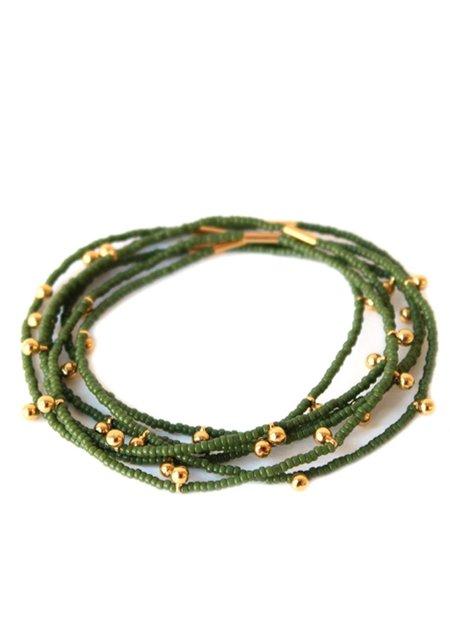 Bluma Project set of 6 Cali Bracelet
