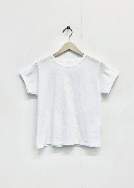 EK t Short Sleeve - white