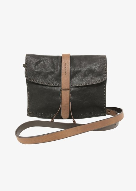Johnny Farah Sierra Leone Small Bag - brown