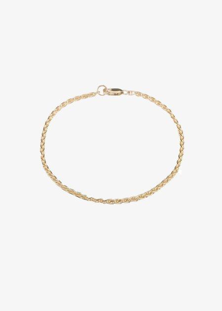Mara Sienna Chain Bracelet - 14K Gold Filled
