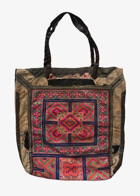 Momo Billie Jean Embroidered Bag - multi