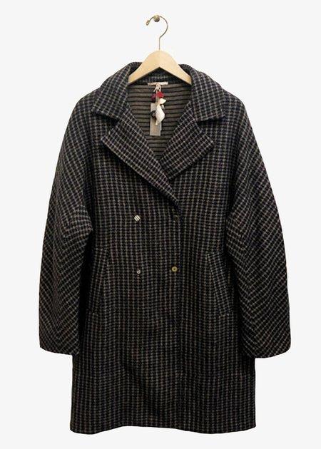 Pero KK1 Coat - plaid