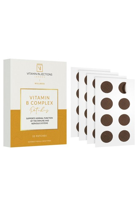 Vitamin injections london Vitamin B Complex Skin Patches