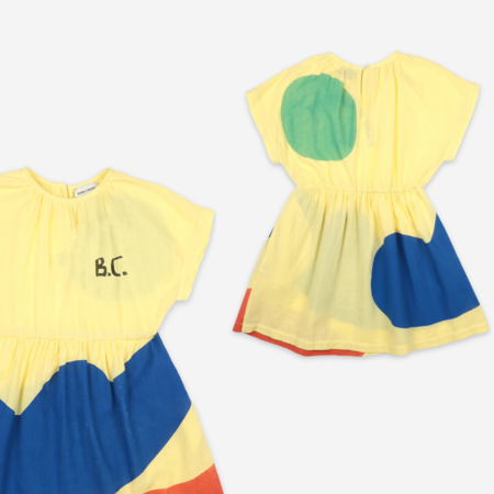 Kids Bobo Choses Landscape Woven Dress