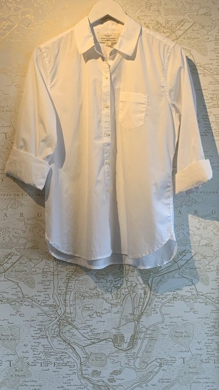 Trovata Grace Classic Shirt - White
