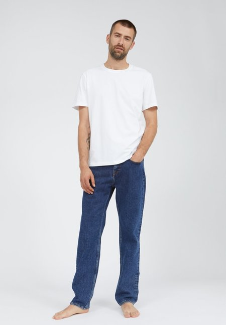 Armedangels DYLAAN Denim made of Organic Cotton Jeans - Dark Blue