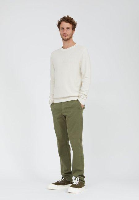 Armedangels GRAANO  made of Organic Cotton  light linen Sweater - OFF White