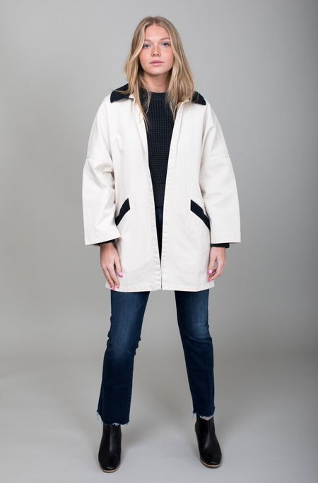 Rachel Comey Husk Coat - Natural