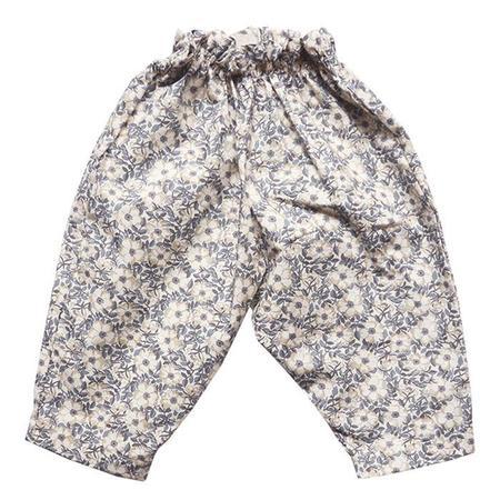 Kids Makie Adel Pants - Grey Floral Print